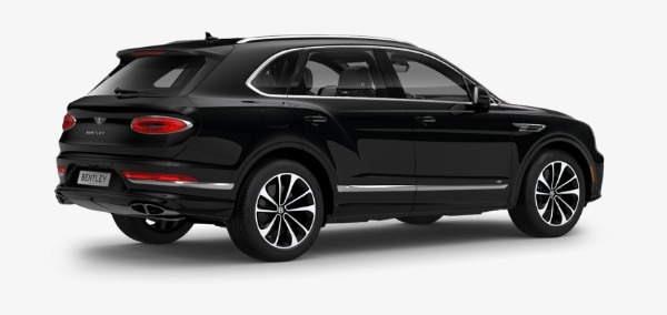 New 2021 Bentley Bentayga V8 for sale Sold at Alfa Romeo of Greenwich in Greenwich CT 06830 3