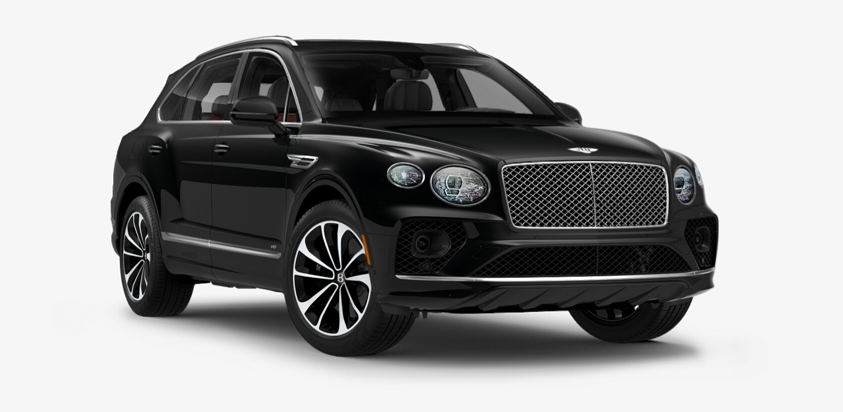 New 2021 Bentley Bentayga V8 for sale Sold at Alfa Romeo of Greenwich in Greenwich CT 06830 1