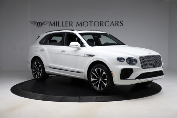 New 2021 Bentley Bentayga V8 for sale $207,765 at Alfa Romeo of Greenwich in Greenwich CT 06830 11