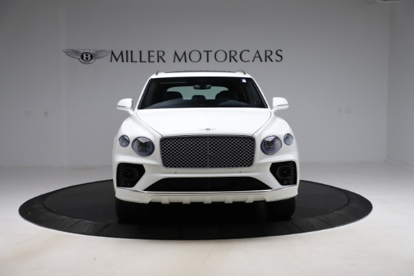 New 2021 Bentley Bentayga V8 for sale Sold at Alfa Romeo of Greenwich in Greenwich CT 06830 12