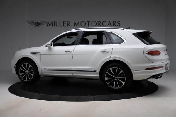 New 2021 Bentley Bentayga V8 for sale $207,765 at Alfa Romeo of Greenwich in Greenwich CT 06830 4