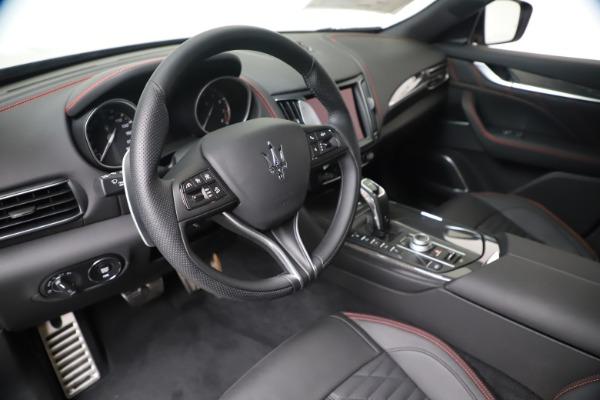 New 2020 Maserati Levante S Q4 GranSport for sale $102,985 at Alfa Romeo of Greenwich in Greenwich CT 06830 13