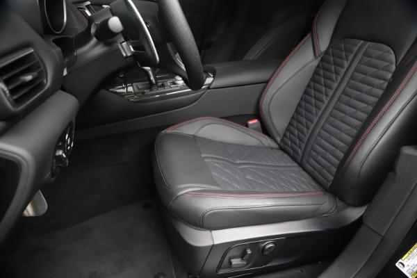 New 2020 Maserati Levante S Q4 GranSport for sale $102,985 at Alfa Romeo of Greenwich in Greenwich CT 06830 15