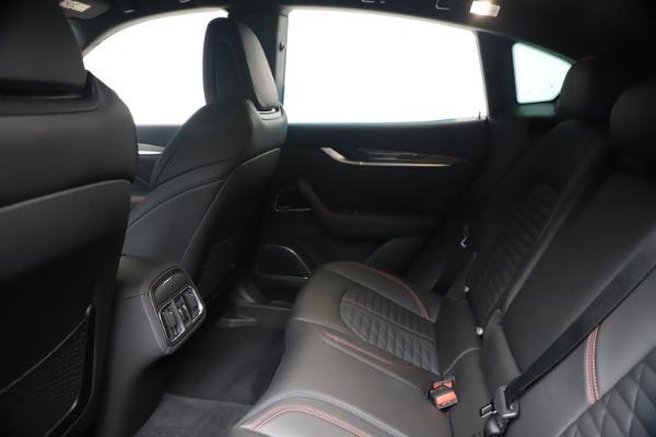 New 2020 Maserati Levante S Q4 GranSport for sale $102,985 at Alfa Romeo of Greenwich in Greenwich CT 06830 19