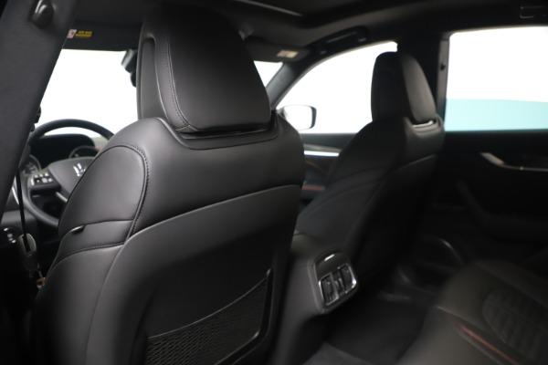 New 2020 Maserati Levante S Q4 GranSport for sale $102,985 at Alfa Romeo of Greenwich in Greenwich CT 06830 20