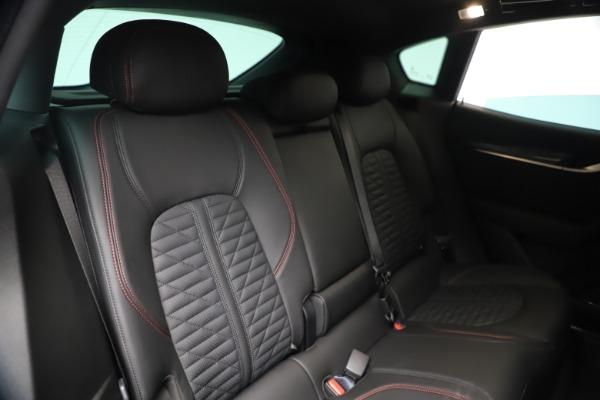 New 2020 Maserati Levante S Q4 GranSport for sale $102,985 at Alfa Romeo of Greenwich in Greenwich CT 06830 26