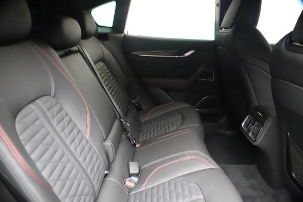 New 2020 Maserati Levante S Q4 GranSport for sale $102,985 at Alfa Romeo of Greenwich in Greenwich CT 06830 27