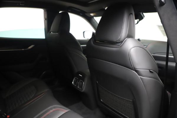 New 2020 Maserati Levante S Q4 GranSport for sale $102,985 at Alfa Romeo of Greenwich in Greenwich CT 06830 28