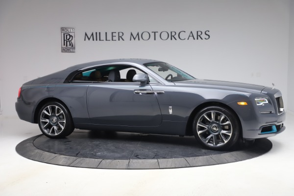 New 2021 Rolls-Royce Wraith KRYPTOS for sale $450,550 at Alfa Romeo of Greenwich in Greenwich CT 06830 11