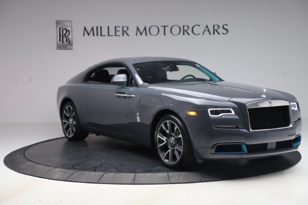 New 2021 Rolls-Royce Wraith KRYPTOS for sale $450,550 at Alfa Romeo of Greenwich in Greenwich CT 06830 12