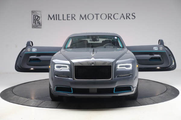 New 2021 Rolls-Royce Wraith KRYPTOS for sale $450,550 at Alfa Romeo of Greenwich in Greenwich CT 06830 13