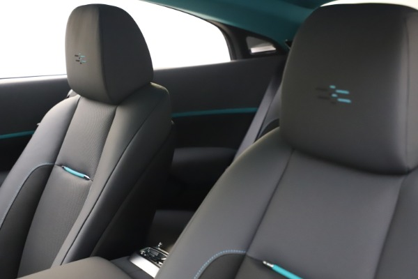 New 2021 Rolls-Royce Wraith KRYPTOS for sale $450,550 at Alfa Romeo of Greenwich in Greenwich CT 06830 14