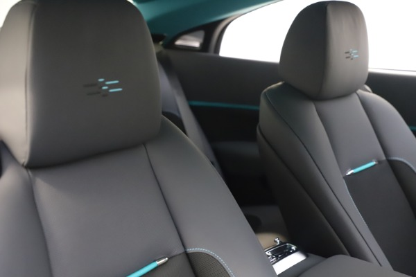 New 2021 Rolls-Royce Wraith KRYPTOS for sale $450,550 at Alfa Romeo of Greenwich in Greenwich CT 06830 15