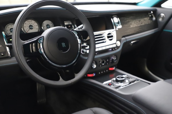 New 2021 Rolls-Royce Wraith KRYPTOS for sale $450,550 at Alfa Romeo of Greenwich in Greenwich CT 06830 16