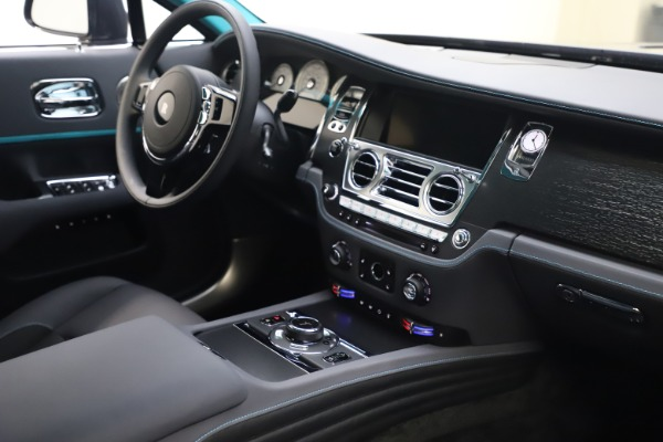 New 2021 Rolls-Royce Wraith KRYPTOS for sale $450,550 at Alfa Romeo of Greenwich in Greenwich CT 06830 17