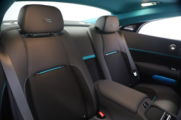 New 2021 Rolls-Royce Wraith KRYPTOS for sale $450,550 at Alfa Romeo of Greenwich in Greenwich CT 06830 18