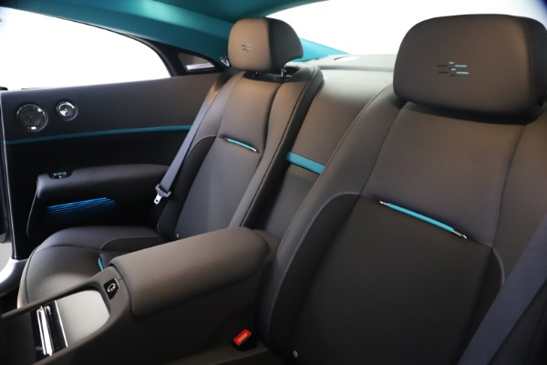 New 2021 Rolls-Royce Wraith KRYPTOS for sale $450,550 at Alfa Romeo of Greenwich in Greenwich CT 06830 19