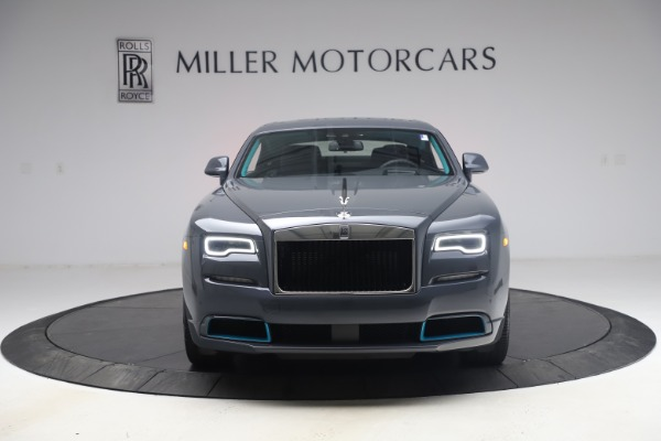 New 2021 Rolls-Royce Wraith KRYPTOS for sale $450,550 at Alfa Romeo of Greenwich in Greenwich CT 06830 2