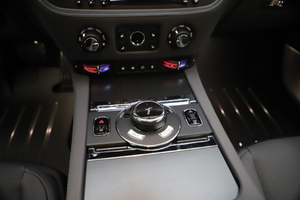 New 2021 Rolls-Royce Wraith KRYPTOS for sale $450,550 at Alfa Romeo of Greenwich in Greenwich CT 06830 24