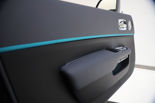 New 2021 Rolls-Royce Wraith KRYPTOS for sale $450,550 at Alfa Romeo of Greenwich in Greenwich CT 06830 25