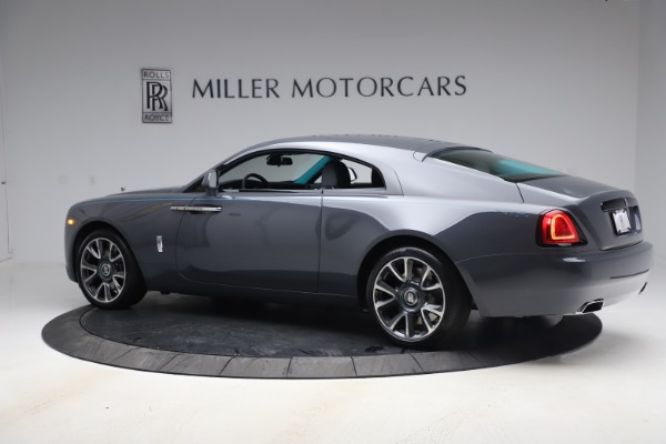 New 2021 Rolls-Royce Wraith KRYPTOS for sale $450,550 at Alfa Romeo of Greenwich in Greenwich CT 06830 5