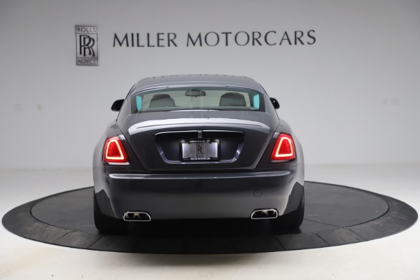 New 2021 Rolls-Royce Wraith KRYPTOS for sale $450,550 at Alfa Romeo of Greenwich in Greenwich CT 06830 7