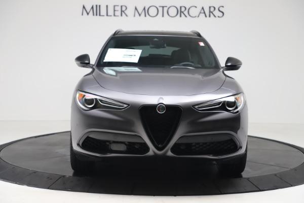 New 2020 Alfa Romeo Stelvio Ti Sport Q4 for sale Sold at Alfa Romeo of Greenwich in Greenwich CT 06830 12