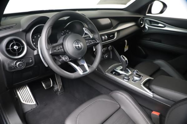 New 2020 Alfa Romeo Stelvio Ti Sport Q4 for sale Sold at Alfa Romeo of Greenwich in Greenwich CT 06830 13