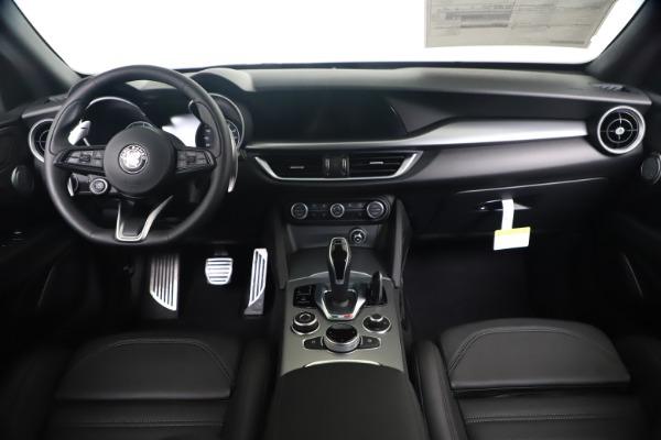 New 2020 Alfa Romeo Stelvio Ti Sport Q4 for sale Sold at Alfa Romeo of Greenwich in Greenwich CT 06830 16