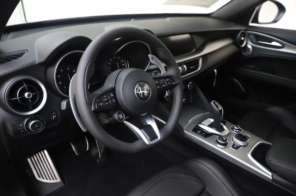 New 2020 Alfa Romeo Stelvio Ti Sport Q4 for sale $55,995 at Alfa Romeo of Greenwich in Greenwich CT 06830 13