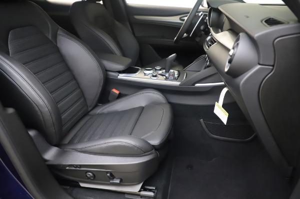 New 2020 Alfa Romeo Stelvio Ti Sport Q4 for sale $55,995 at Alfa Romeo of Greenwich in Greenwich CT 06830 24
