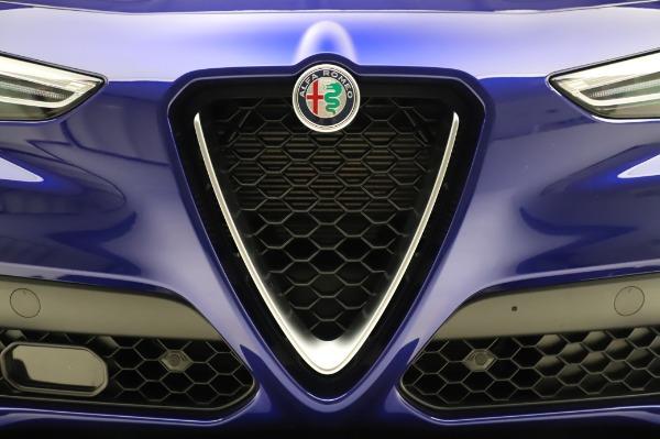 New 2020 Alfa Romeo Stelvio Ti Sport Q4 for sale $57,045 at Alfa Romeo of Greenwich in Greenwich CT 06830 27