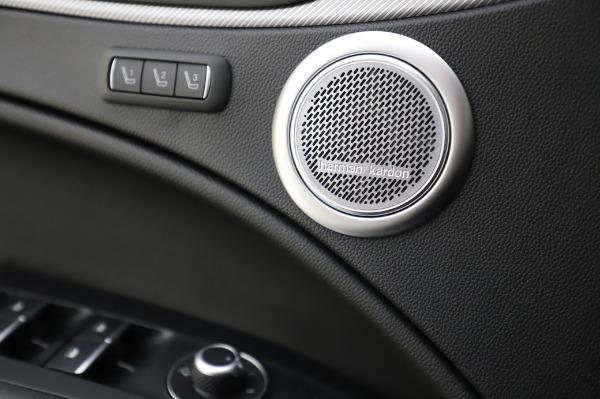 New 2020 Alfa Romeo Stelvio Ti Sport Q4 for sale $57,045 at Alfa Romeo of Greenwich in Greenwich CT 06830 28