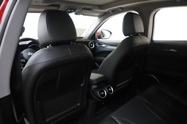 New 2020 Alfa Romeo Stelvio Q4 for sale $47,645 at Alfa Romeo of Greenwich in Greenwich CT 06830 20