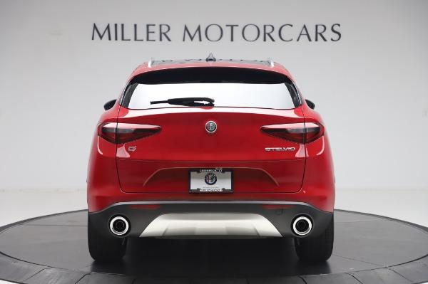 New 2020 Alfa Romeo Stelvio Q4 for sale $47,645 at Alfa Romeo of Greenwich in Greenwich CT 06830 6
