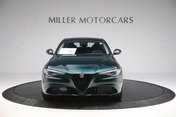 New 2020 Alfa Romeo Giulia Ti Q4 for sale $49,745 at Alfa Romeo of Greenwich in Greenwich CT 06830 13