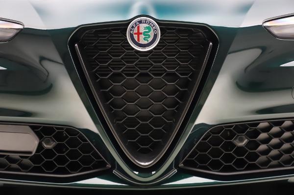 New 2020 Alfa Romeo Giulia Ti Q4 for sale $49,745 at Alfa Romeo of Greenwich in Greenwich CT 06830 28