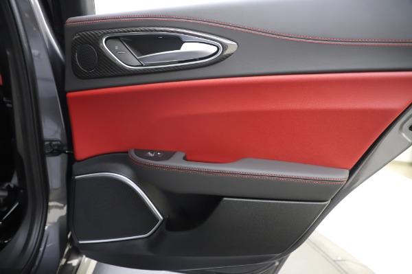 New 2020 Alfa Romeo Giulia Quadrifoglio for sale $87,445 at Alfa Romeo of Greenwich in Greenwich CT 06830 28