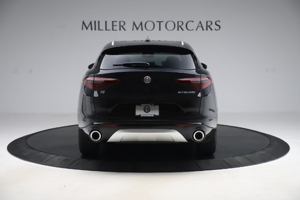 New 2020 Alfa Romeo Stelvio Ti Q4 for sale $50,895 at Alfa Romeo of Greenwich in Greenwich CT 06830 6