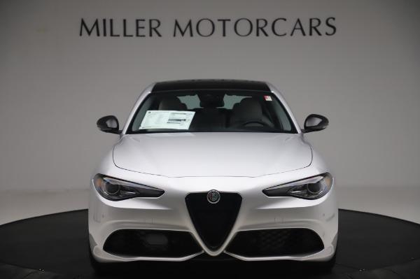 New 2020 Alfa Romeo Giulia Sport Q4 for sale Sold at Alfa Romeo of Greenwich in Greenwich CT 06830 12