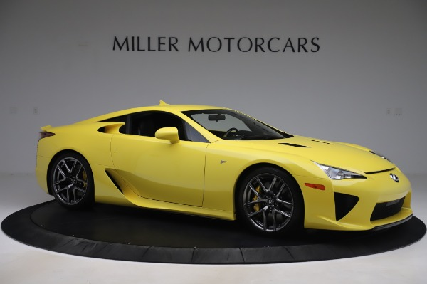 Used 2012 Lexus LFA for sale $509,900 at Alfa Romeo of Greenwich in Greenwich CT 06830 10