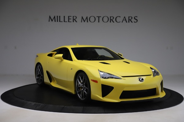 Used 2012 Lexus LFA for sale $509,900 at Alfa Romeo of Greenwich in Greenwich CT 06830 11