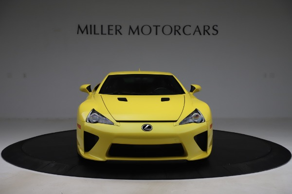 Used 2012 Lexus LFA for sale $509,900 at Alfa Romeo of Greenwich in Greenwich CT 06830 12
