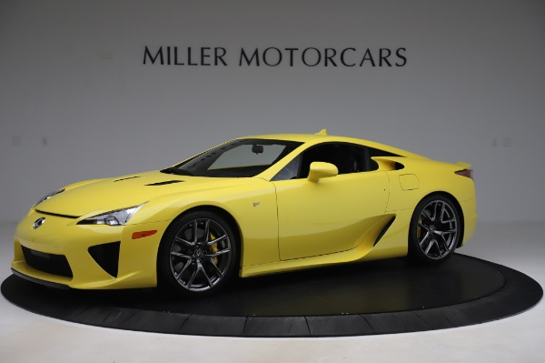Used 2012 Lexus LFA for sale $509,900 at Alfa Romeo of Greenwich in Greenwich CT 06830 2