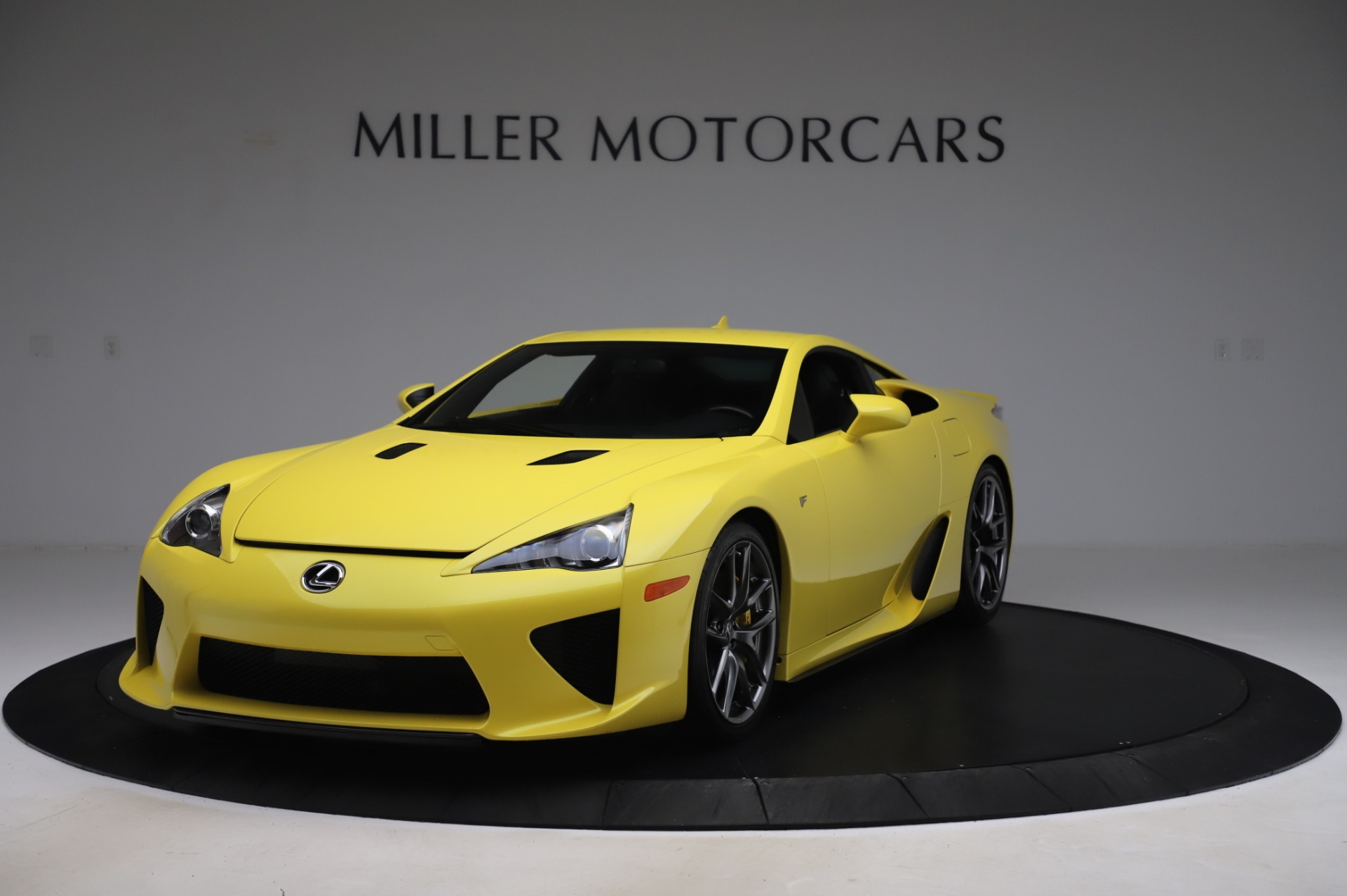 Used 2012 Lexus LFA for sale $509,900 at Alfa Romeo of Greenwich in Greenwich CT 06830 1