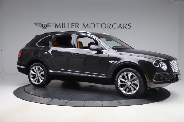 Used 2017 Bentley Bentayga W12 for sale $138,900 at Alfa Romeo of Greenwich in Greenwich CT 06830 10