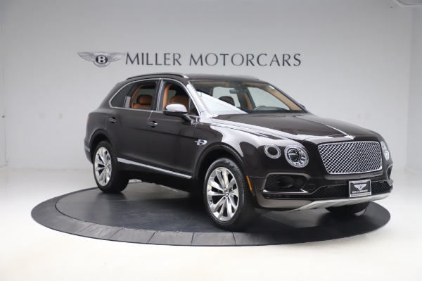 Used 2017 Bentley Bentayga W12 for sale $138,900 at Alfa Romeo of Greenwich in Greenwich CT 06830 11