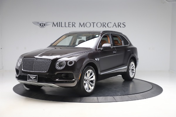 Used 2017 Bentley Bentayga W12 for sale $138,900 at Alfa Romeo of Greenwich in Greenwich CT 06830 2