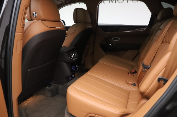 Used 2017 Bentley Bentayga W12 for sale $138,900 at Alfa Romeo of Greenwich in Greenwich CT 06830 20