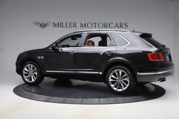 Used 2017 Bentley Bentayga W12 for sale $138,900 at Alfa Romeo of Greenwich in Greenwich CT 06830 4